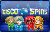 Игровой умная голова Disco Spins онлайн