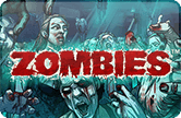 Игровой станок Zombies онлайн