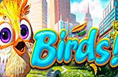 Игровой умная голова Birds! онлайн