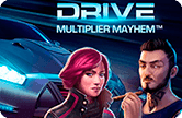 Игровой аппарат Drive: Multiplier Mayhem онлайн