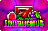 Игровой аппарат Fruitilicious играть