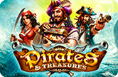 Игровой машина Pirates Treasures играть