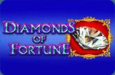 Игровой механизм Diamonds Of Fortune Вулкан Удачи: играть онлайн