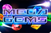 Игровой аппарат Mega Gems — украшения на Вулкан-казино онлайн