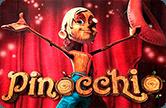 Игровой станок Pinocchio — азартная онлайн-сказка во Вулкане