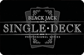 Игровой автомат Single Deck Blackjack Professional Series онлайн в Вулкане