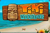 Экзотический игровой автоматический прибор Tiki Wonders онлайн на клубе Вулкан Платинум