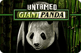 Игровой устройство Untamed Giant Panda при помощи актуальное отражение Вулкана