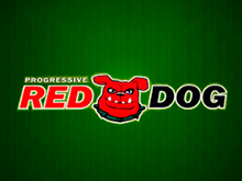 Игровой машина Red Dog Progressive